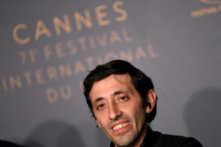Four-legged cast of 'Dogman' win the Palm Dog at Cannes