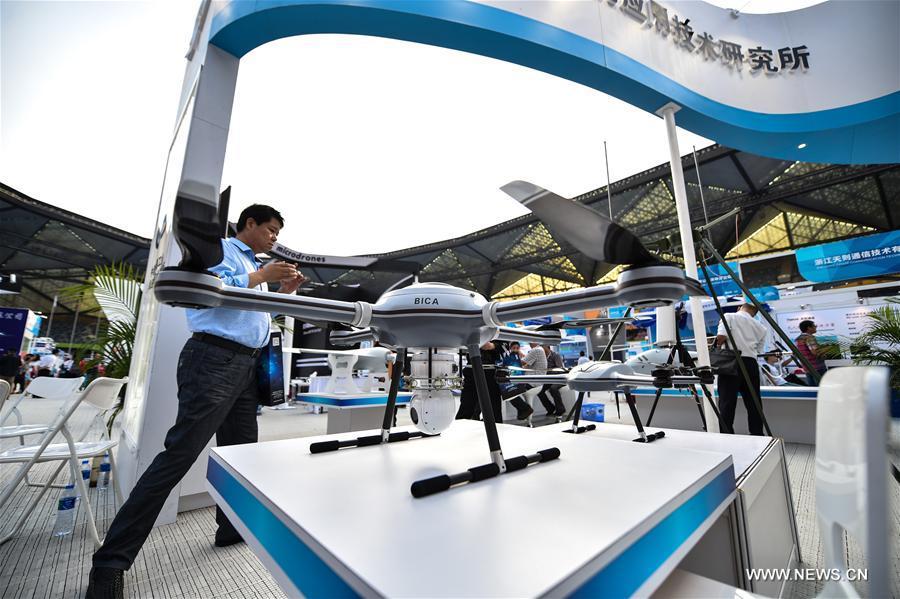 China high-tech fair in Shenzhen
