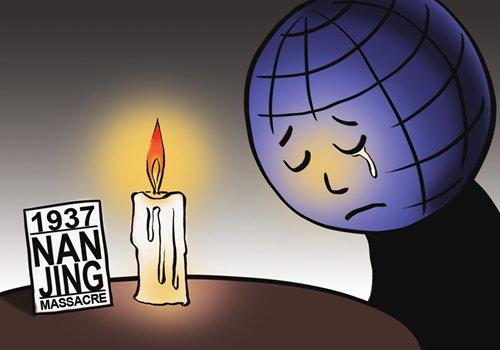 World should reflect on Nanjing Massacre