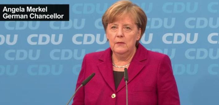 Video: Germany 'ashamed' over anti-Israel protests