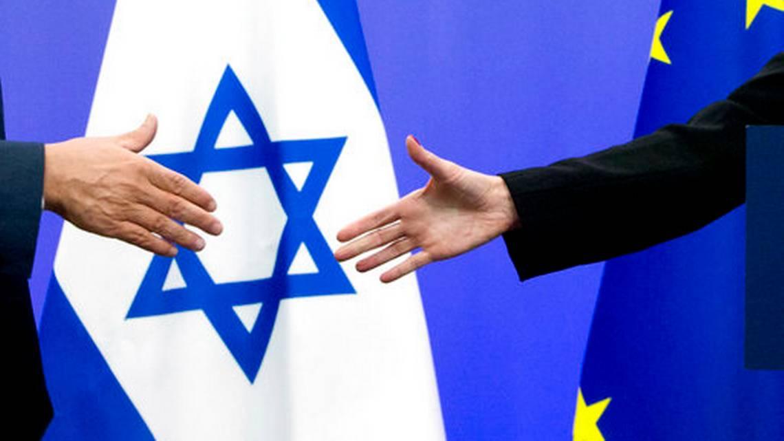 Israel urges EU to back US Mideast peace moves
