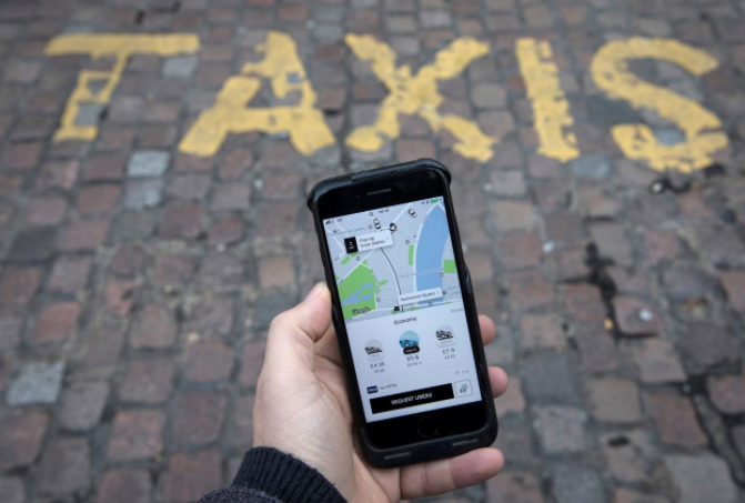 Uber's license suspended in British city of Sheffield