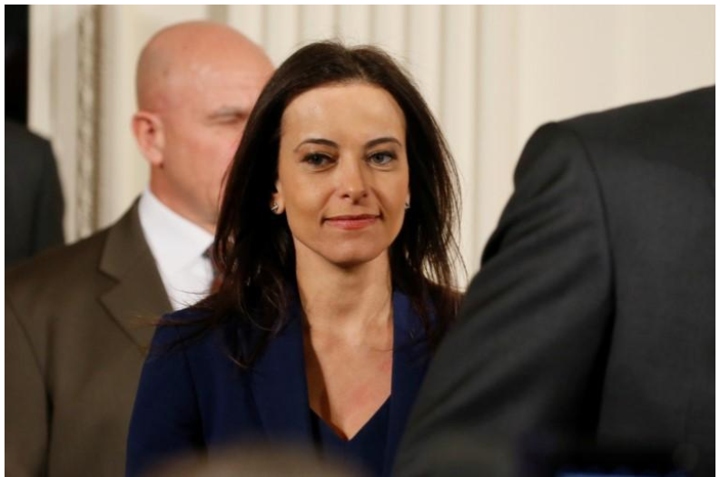 Trump senior aide Dina Powell to resign early next year