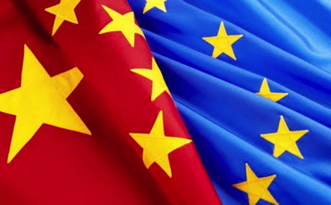 China, EU builds industrial park on maritime economy in Shenzhen