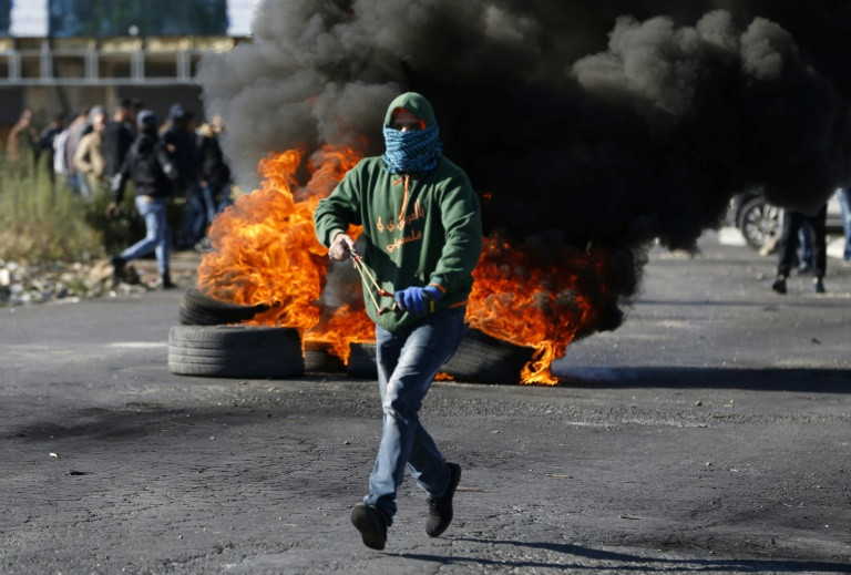 Clashes in Jerusalem, West Bank over Trump's Jerusalem move