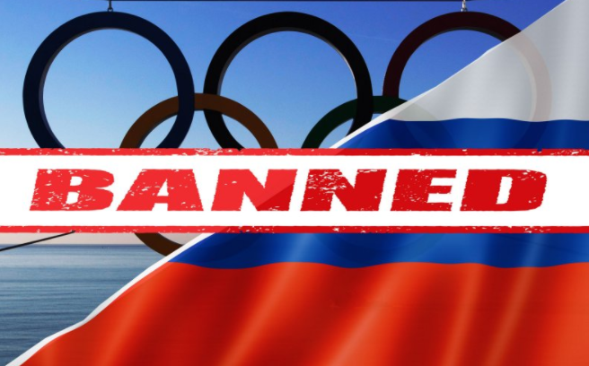 Russia's Olympic ban worth a second thought