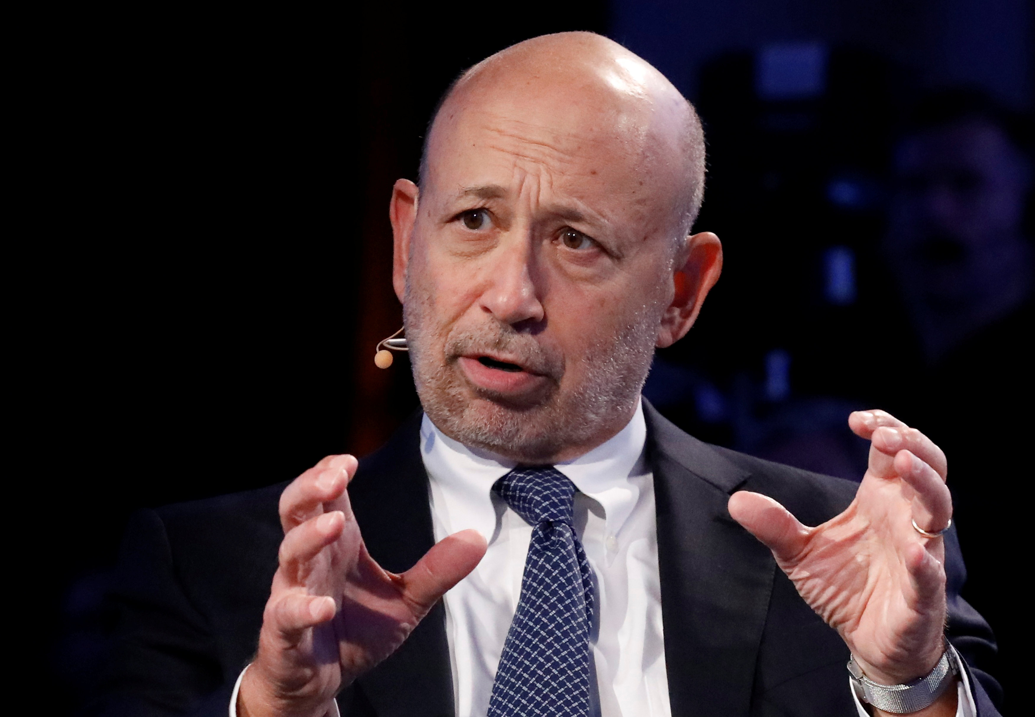 Goldman CEO Blankfein likely to step down by December: NYT