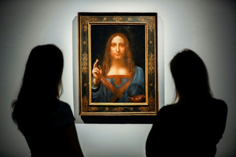 Saudi crown prince bought $450 mn Da Vinci: report