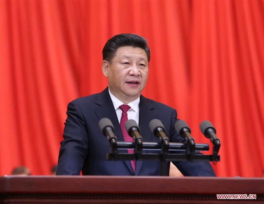 Xi urges global human rights efforts