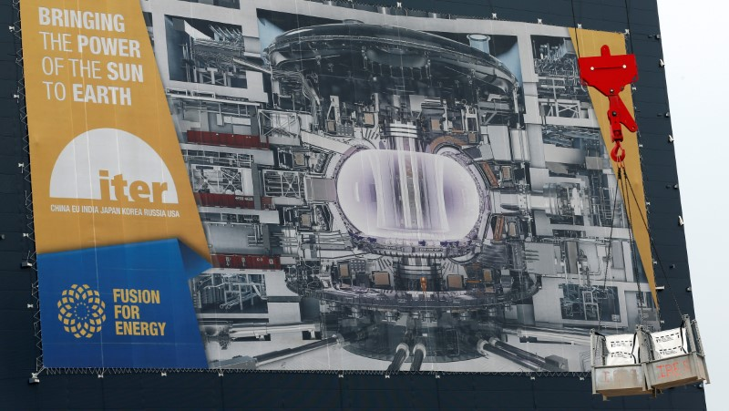 ITER nuclear fusion project faces delay over Trump budget cuts
