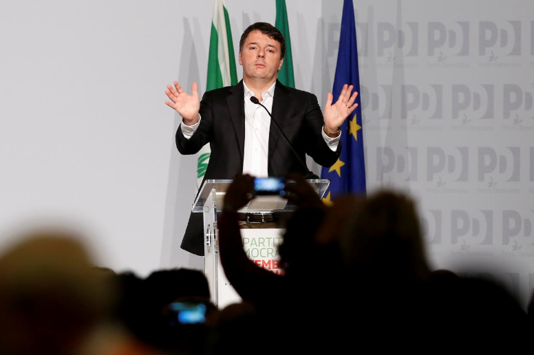 Italy's former PM Renzi loses more allies as election nears