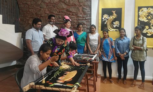 Cultural exhibition in Sri Lanka helps boost trust and Belt and Road initiative