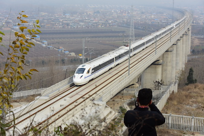 China unlikely to see hard landing on infrastructure investment: CICC