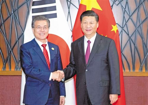 ROK President to visit China amid rising tensions