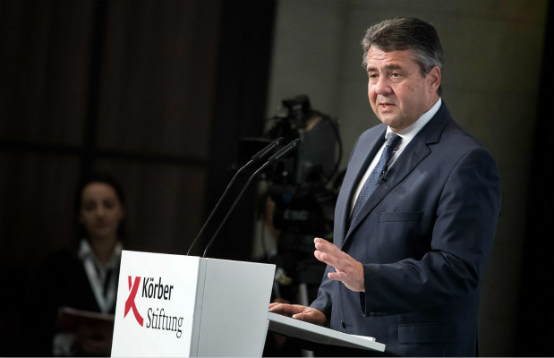 Germany must stop relying on US for foreign policy: foreign minister