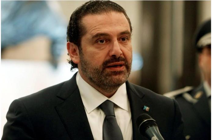 Lebanon's Hariri to meet major powers in Paris