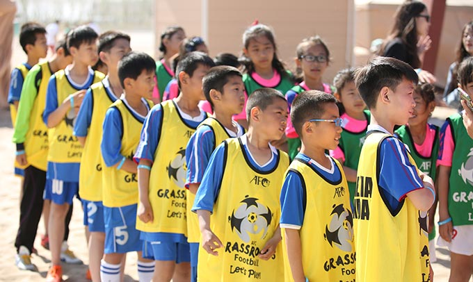 Shaanxi to have 1,000 soccer featured schools in three years