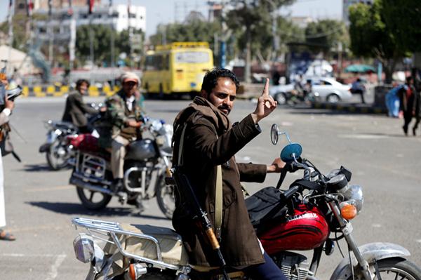 Yemen's Houthis say fires missile towards Abu Dhabi