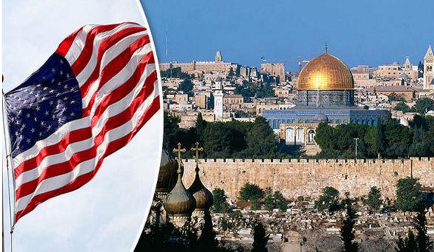 Palestinians warn against moving US embassy to Jerusalem