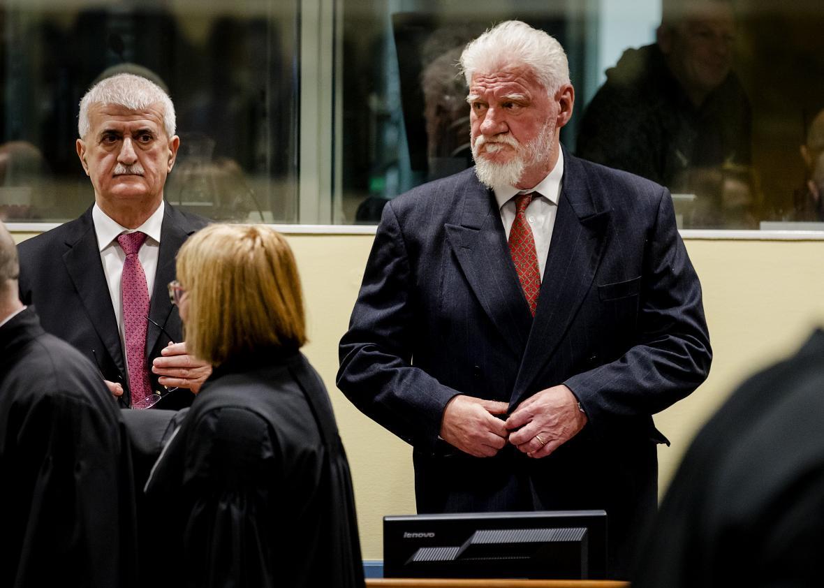 Dutch autopsy shows dead war criminal had cyanide in system