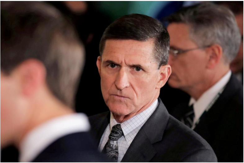 Mideast nuclear plan backers bragged of support of top Trump aide Flynn