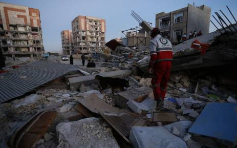 Magnitude 6.0 earthquake hits southeast Iran: USGS