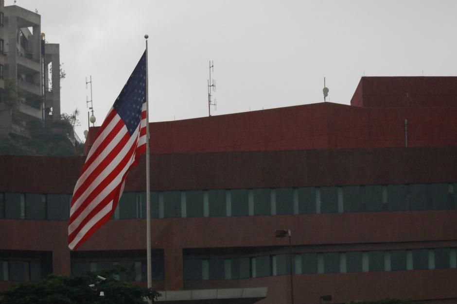 Image result for reuters, venezuela US embassy