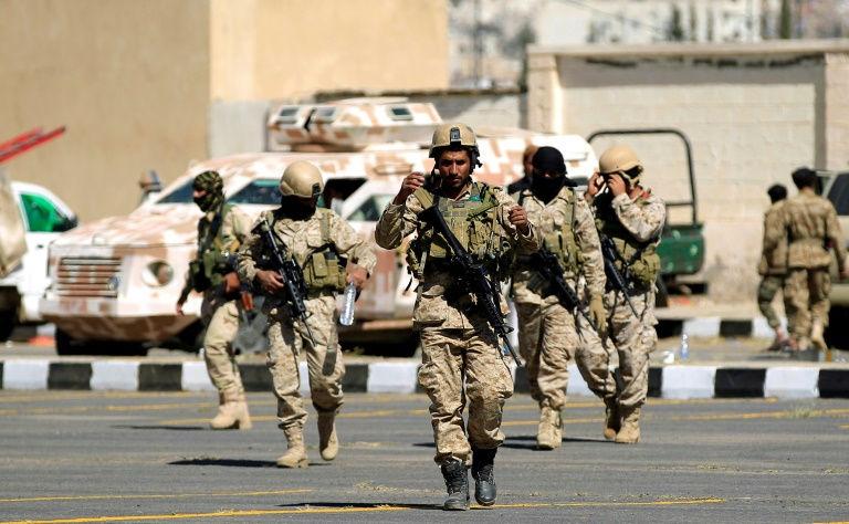 Yemen rebel ballistic missile 'hits target' in Saudi: Huthi TV