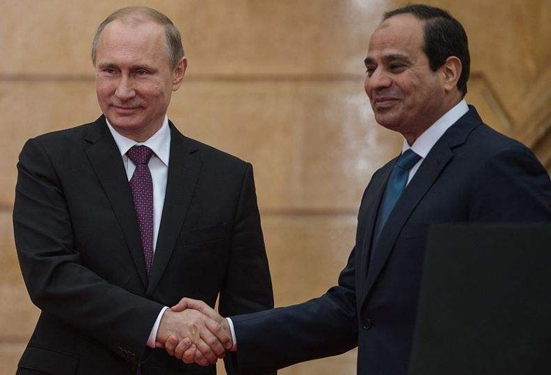 Russia, Egypt in talks to share airbases