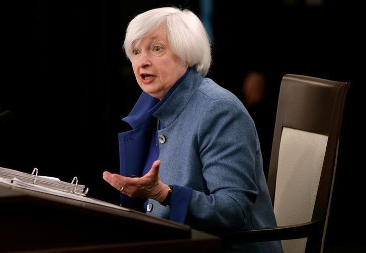 Fed Chair Yellen makes final Congress appearance