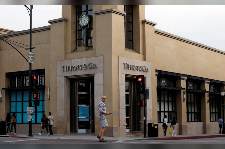Tiffany's tops forecasts as Americas region rebounds