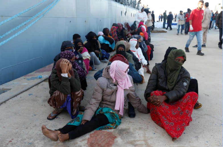 U.N. welcomes move by Libya to help find refugee solutions