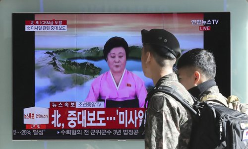 Denuclearization unswerving goal, Xi tells Trump