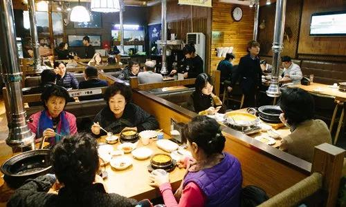 Retail and trade between China and South Korea see slow growth