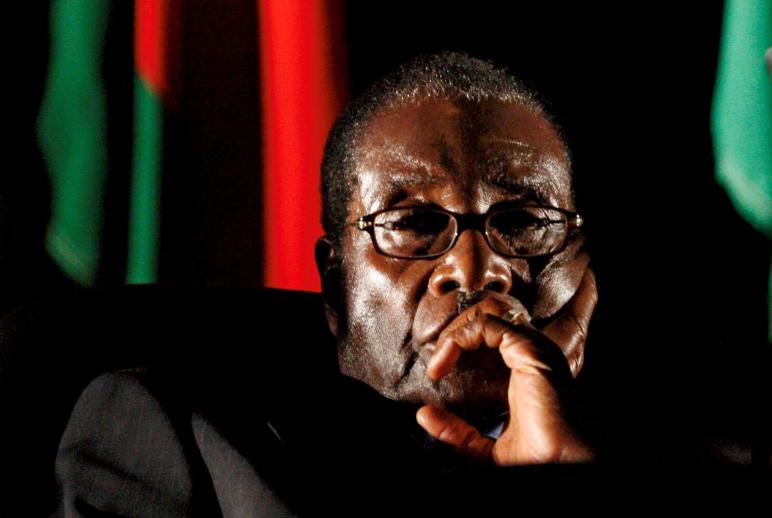 Former Zimbabwe President Mugabe's birthday declared public holiday