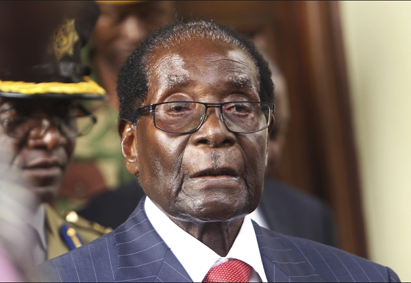 Mugabe was relieved after quitting, Zimbabwean mediator says