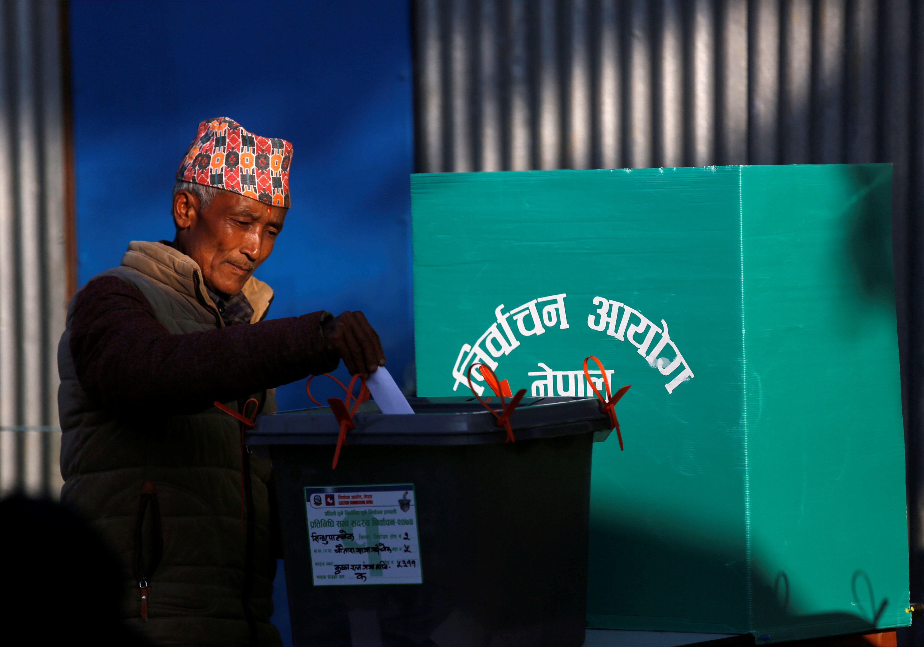 Polls begin in Nepal for central, provincial parliaments