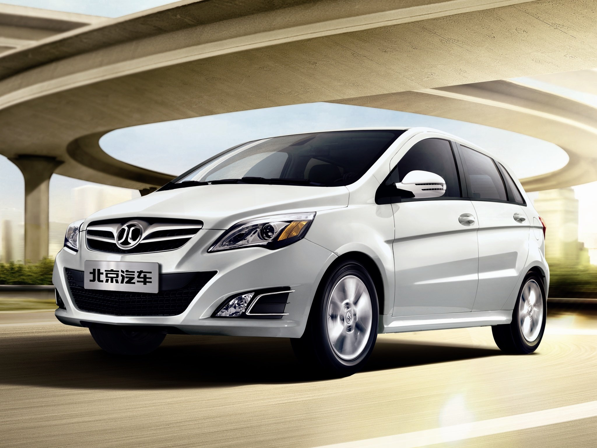 China's BAIC to export cars from Mexico to US, Canada in 2018