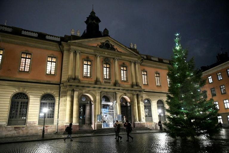 Nobel literature academy ensnarled in #MeToo sex scandal wave