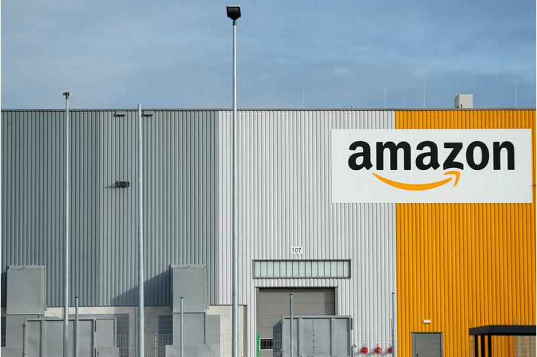 Workers at Amazon's main Italian hub, German warehouses strike on Black Friday