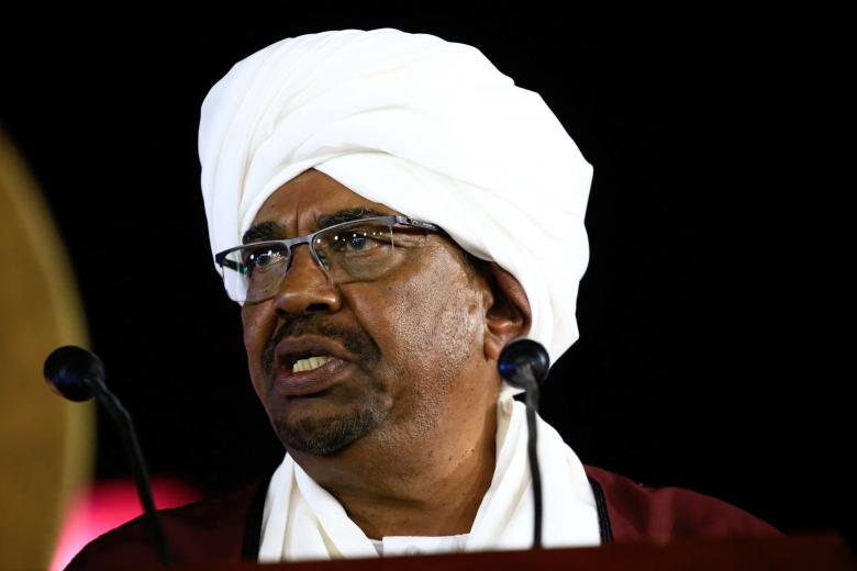 Sudan's president visits Russia, asks for protection from US