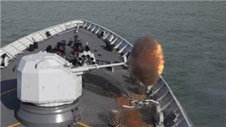 Three Chinese Navy fleets conduct separate drills
