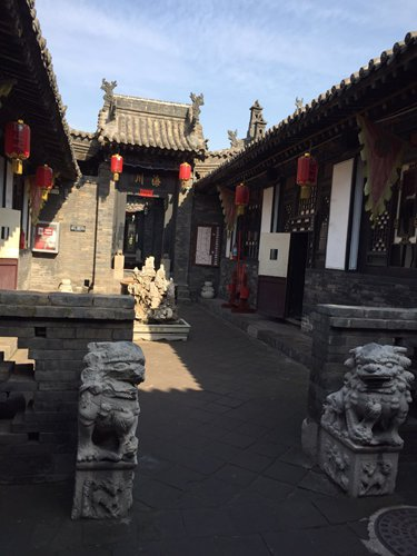 Get a glimpse of lost history at the ancient town of Pingyao