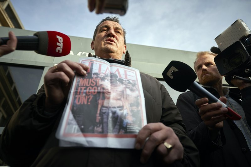 Kosovo welcomes verdict for Serb military leader