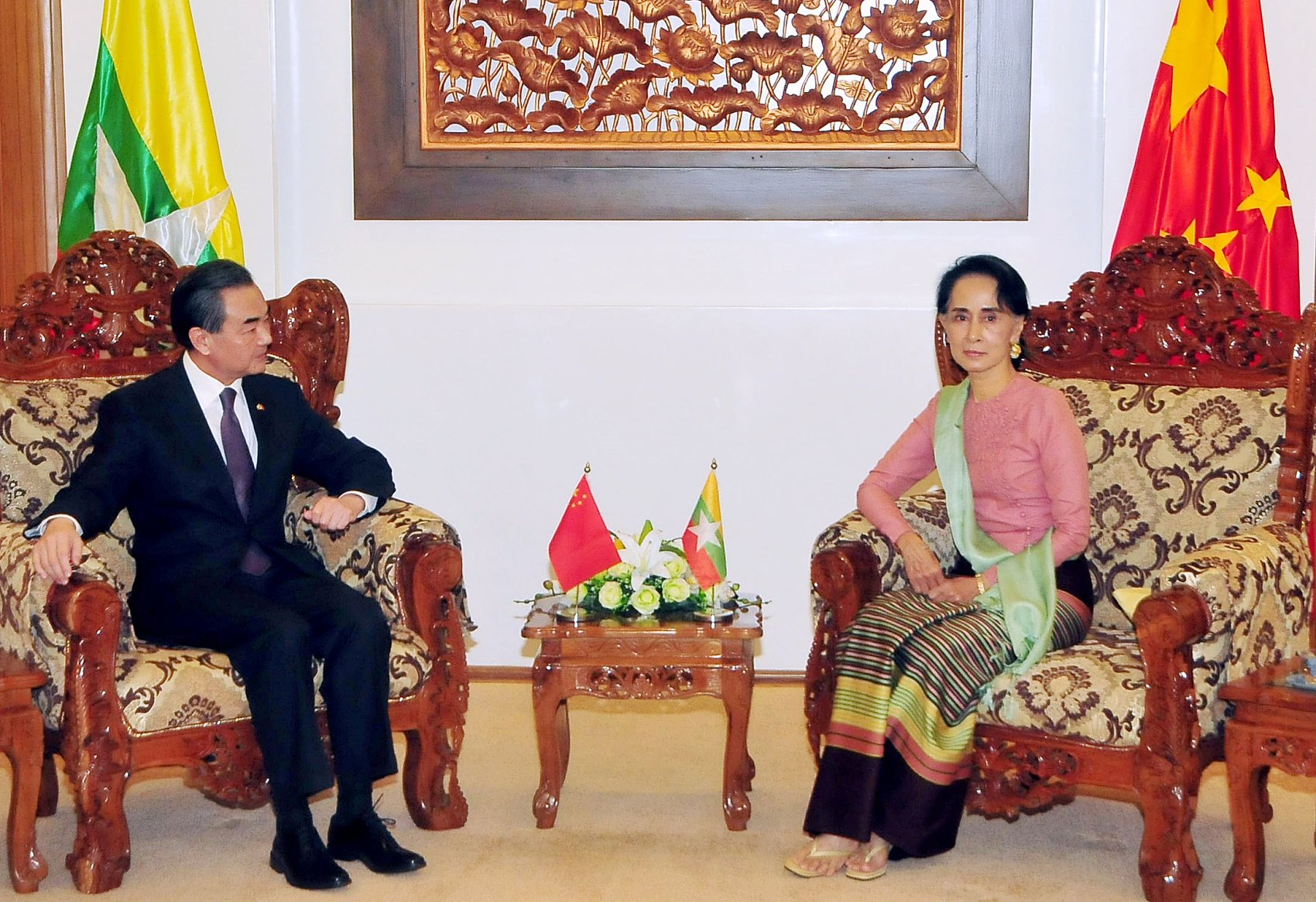 China-Myanmar economic corridor could stabilize region