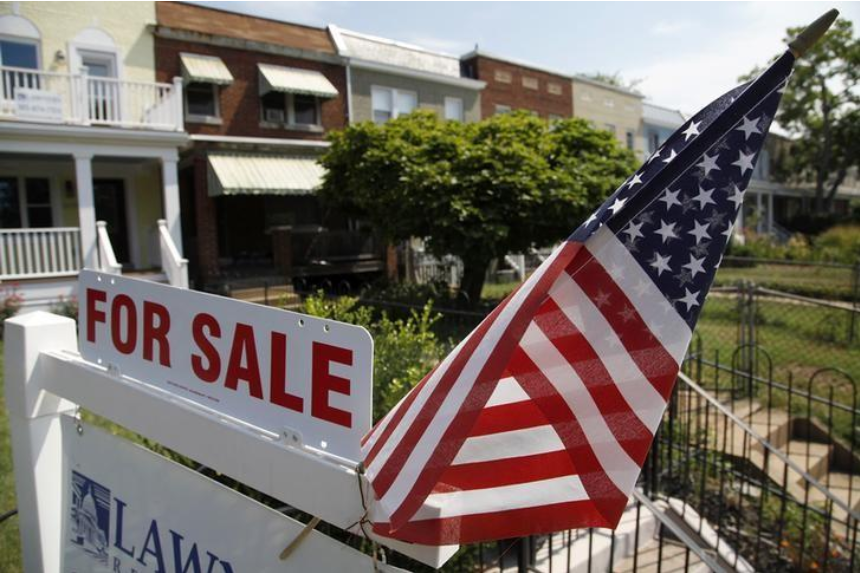 US homes sales accelerate; supply still a constraint