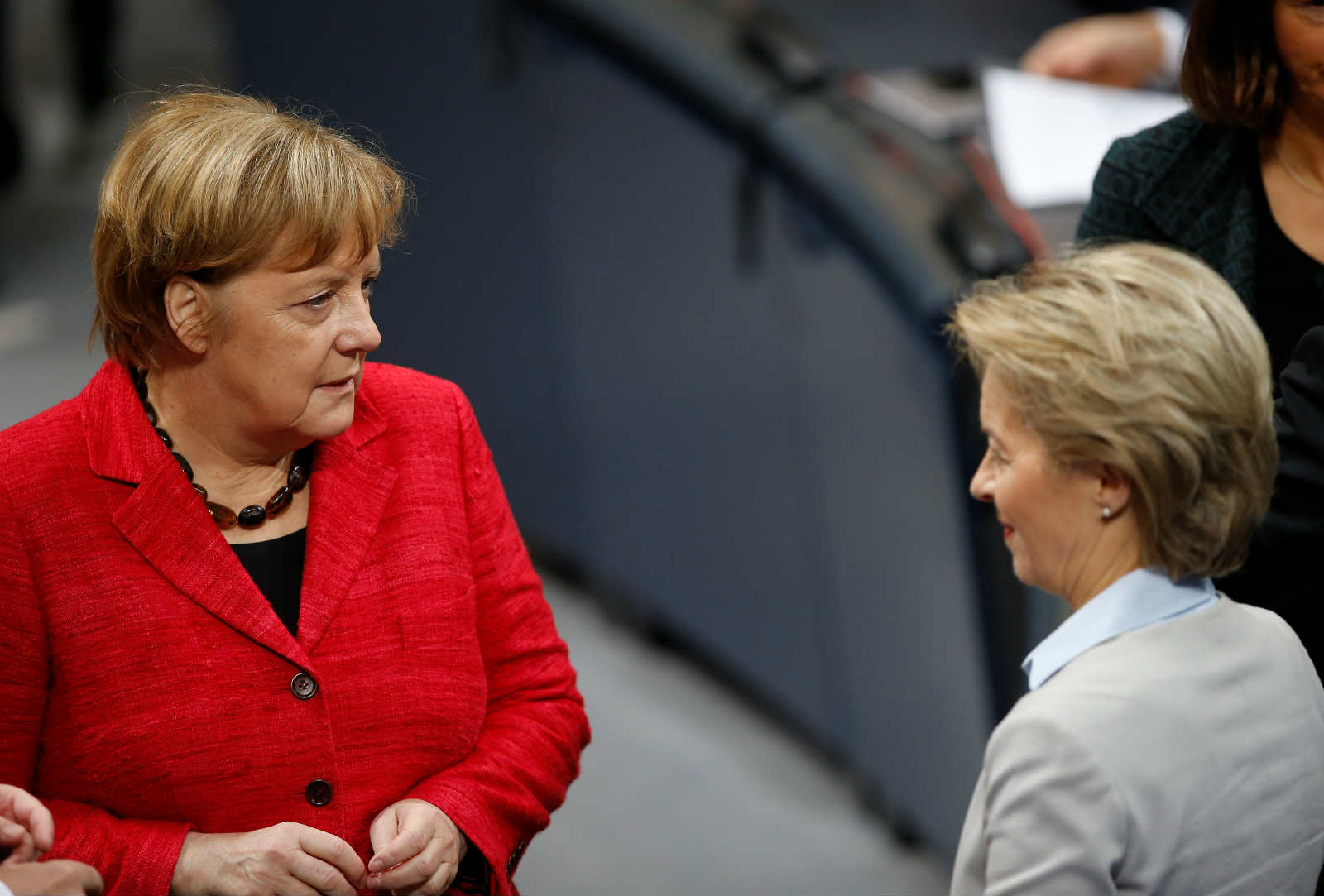 Merkel aide gives German parties three weeks to find way out of crisis