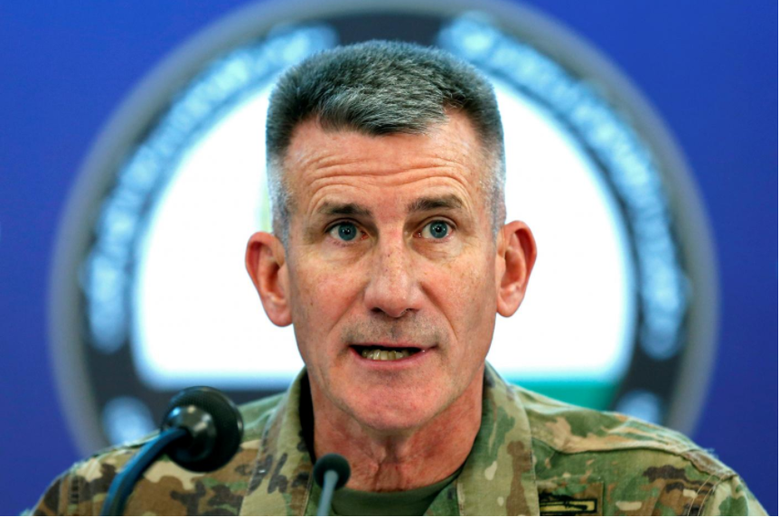 US general sets two-year goal for driving back Afghan Taliban