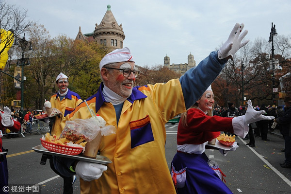 Share the noble joys of Thanksgiving with your American friends