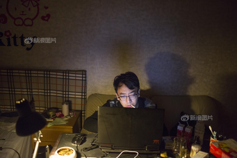 Pre-millennials battle insomnia scourge in Beijing